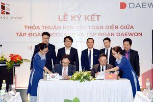 Vicoland và Daewon hợp tác phát triển nhiều dự án bất động sản nghỉ dưỡng cao cấp