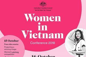 Hội nghị Phụ nữ tại Việt Nam 2018