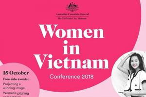 Hội nghị Phụ nữ Việt Nam năm 2018
