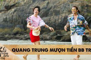 Quang Trung gọi điện mượn BB Trần 100 triệu và cái kết đắng