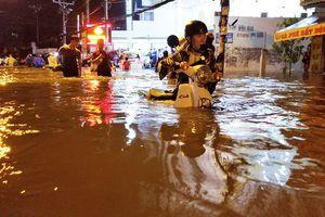 Sụt lún làm khó cốt nền đô thị