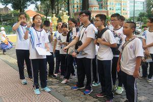 Băn khoăn chương trình tiết học ngoài nhà trường do Sở GD-ĐT chỉ định