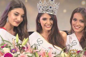 'Đối thủ' của Tiểu Vy bị tước danh hiệu Hoa hậu Áo