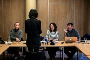 Vợ chủ tịch Interpol nói bị đe dọa sau khi chồng bị điều tra
