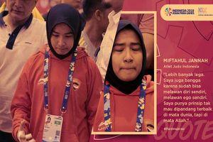 Asian Para Games 2018: Sự cố tranh cãi về khăn trùm đầu ở môn judo