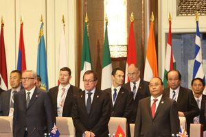 Thủ tướng Nguyễn Xuân Phúc sẽ dự Hội nghị Cấp cao Á- Âu