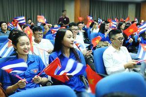 Nâng cao chất lượng chương trình hợp tác thanh niên Việt Nam - Cuba