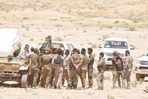 Quân Chính phủ Syria quyết quét sạch IS khỏi Al-Safa