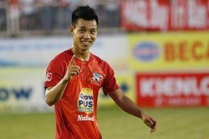 Cầu thủ Văn Thanh vẫn có thể đá AFF Cup 2018