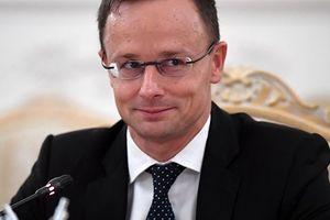 Ngoại trưởng Hungary tố EU 'làm ăn bí mật' với Nga, chỉ trích Ukraine