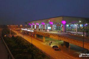 Đầu tư 3.000 tỷ đồng nâng cấp Cảng hàng không quốc tế Vinh