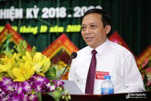 Ông Nguyễn Quang Tùng đắc cử Chủ tịch Hội Nông dân tỉnh nhiệm kỳ 2018 - 2023
