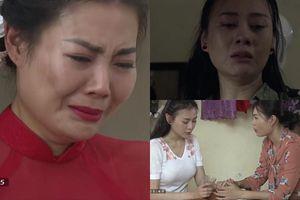 'Quỳnh Búp Bê' tập 16: Lan bị hủy hôn đúng ngày cưới, Quỳnh đau đớn hé lộ lý do 'vào ngành' đầy chua xót