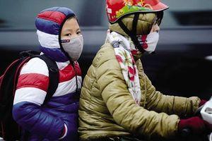 Bắc Bộ và Bắc Trung Bộ trời chuyển lạnh, dưới 20 độ C