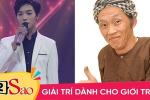 9X hát hay tại 'Giọng ải giọng ai' khiến Hoài Linh đăng đàn khen ngợi