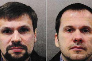 Nghi phạm đầu độc cựu điệp viên Skripal tới Séc năm 2014