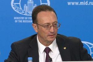 Nga ủng hộ củng cố cơ chế quốc tế cấm vũ khí hóa học