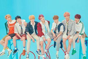 Ban nhạc BTS của Hàn Quốc lần đầu tiên giành giải thưởng âm nhạc Mỹ