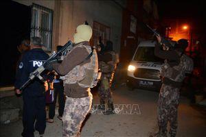 Thổ Nhĩ Kỳ bắt giữ 150 đối tượng liên quan tới tổ chức PKK