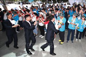 Triều Tiên và Trung Quốc tăng cường hợp tác trong lĩnh vực thể thao