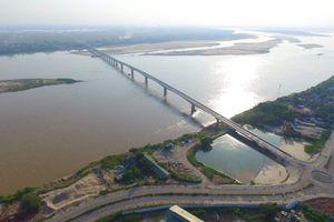 Thông xe hai dự án giao thông kết nối với Hà Nội