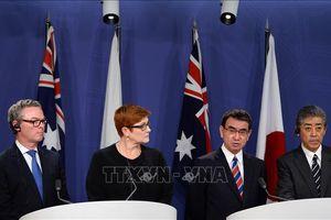 Nhật Bản, Australia nhất trí duy trì áp lực với Triều Tiên