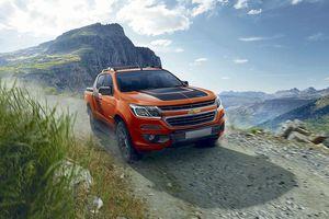 Chevrolet Colorado có thêm phiên bản giới hạn Storm, giá bán như bản High Country