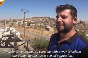 Kỹ sư công nghệ thông tin Syria chế tạo robot 'bắn tỉa điện tử' canh giữ làng