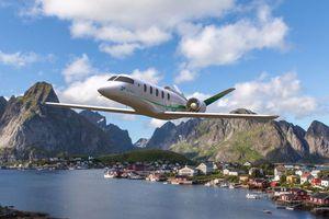 Tương lai máy bay điện đang đến rất gần
