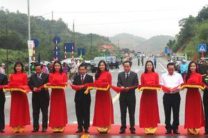 Chính thức thông xe đường hơn 2.700 tỷ nối Hòa Lạc - Hòa Bình