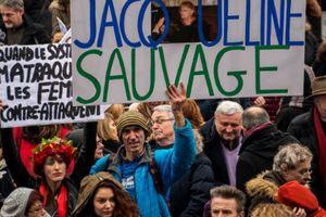 Chiến dịch kêu gọi xã hội Pháp dập tắt nạn bạo lực gia đình