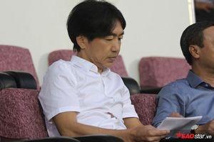 'CLB TP.HCM và HLV Miura đã thanh lý hợp đồng trong vui vẻ'
