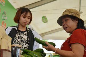 Thực phẩm sạch hội tụ tại lễ hội sức khỏe và dinh dưỡng