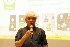 Nhà sử học Dương Trung Quốc: Chuẩn mực bảo vệ môi trường – nền tảng cơ bản phát triển cà phê Việt Nam