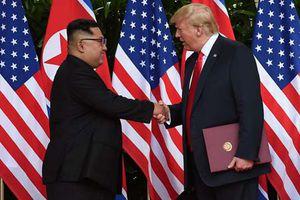 Hội nghị Trump - Kim lần 2 có thể diễn ra tại Mỹ hoặc Triều Tiên