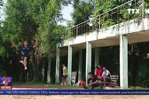 Cô gái vàng Điền kinh Việt Nam
