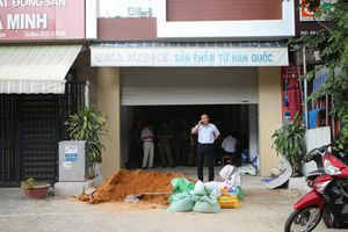 Quảng Nam: Đường dây 110kv phóng điện gây hậu quả kinh hoàng