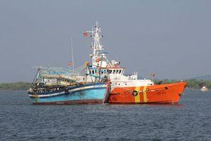 Hỗ trợ thông tin cứu nạn kịp thời giúp hơn 100 thuyền viên thoát nạn trên biển