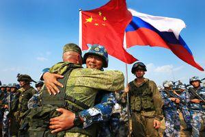 Trung Quốc: 'Việc hợp tác quốc phòng với Nga không nước nào được phép can thiệp'