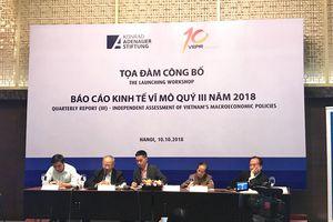 Nhiều khả năng kinh tế Việt Nam sẽ tăng trưởng hơn 6,8% trong năm nay