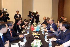 Kazakhstan mong muốn phát triển quan hệ thương mại với Việt Nam