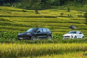 Porsche Cayenne và hành trình tìm 'vàng' giữa lưng trời Đông Bắc