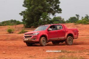 Ford Ranger bất ngờ 'thống trị' phân khúc xe bán tải