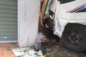 Xe tải đâm chết người chờ xe buýt ở Thái Nguyên mới đổi chủ