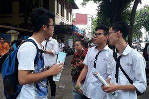 Năm học 2019 - 2020: Hà Nội tuyển khoảng 60% học sinh vào trường trung học phổ thông công lập