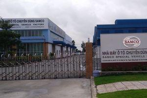 Chủ tịch UBND TP HCM chỉ đạo kiểm điểm, làm rõ trách nhiệm tại Tổng Công ty Samco và các công ty thành viên