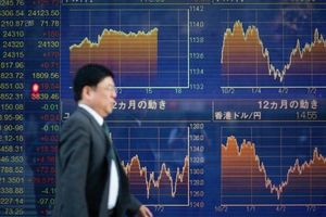 Chứng khoán châu Á: Tâm lý thận trọng đè nặng thị trường
