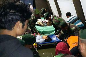 Giai đoạn phản ứng khẩn cấp sẽ tiếp tục đến cuối tháng 10 ở Indonesia