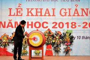 Trường Đại học Thái Bình: Đào tạo nguồn nhân lực sát với nhu cầu của doanh nghiệp và xã hội