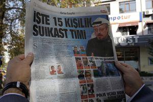 Nhà báo Ả Rập Xê Út nghi bị giết ở Thổ Nhĩ Kỳ: Ankara công bố ảnh 'nhóm sát thủ'